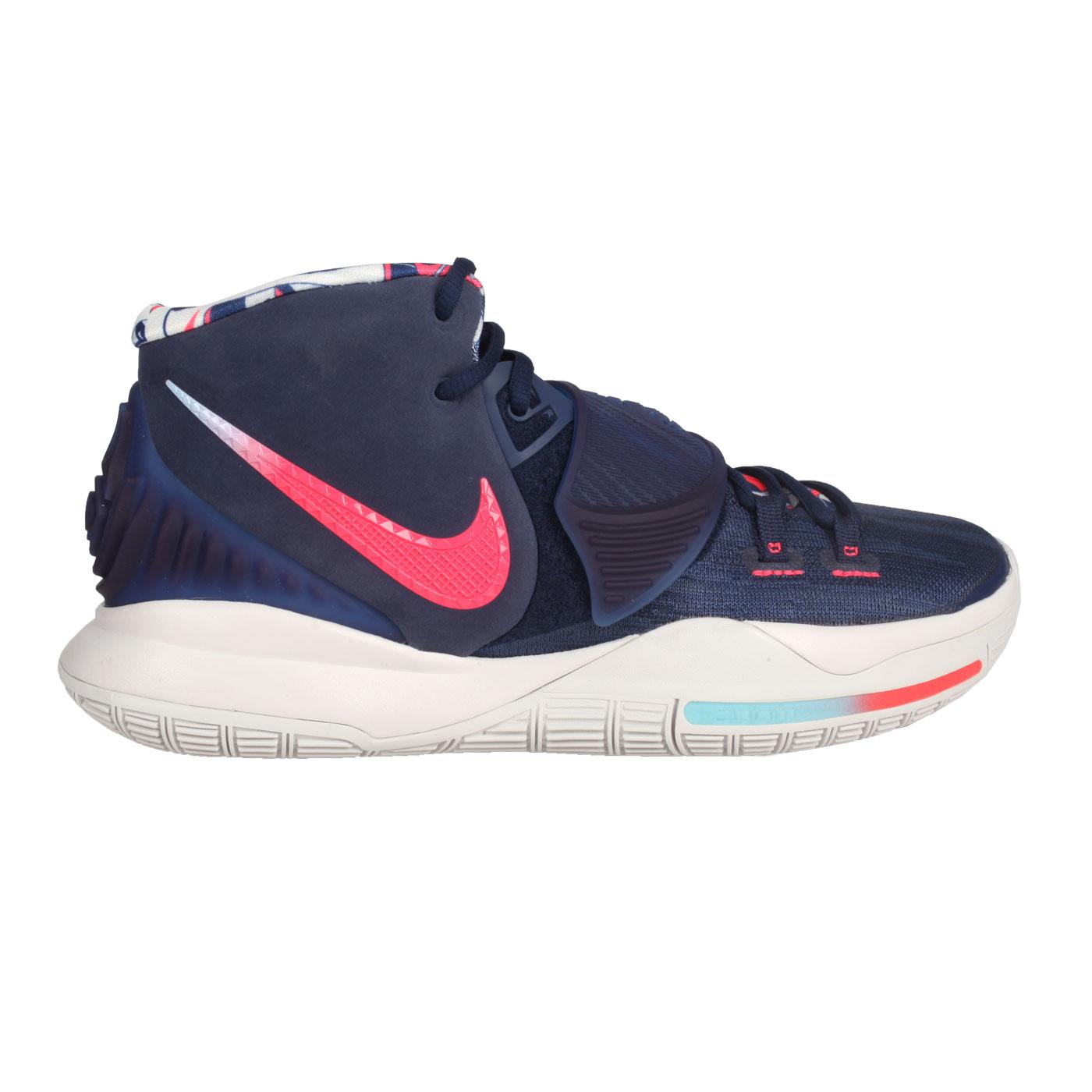 NIKE 男款籃球鞋  @KYRIE 6 EP@BQ4631002 - 丈青亮粉