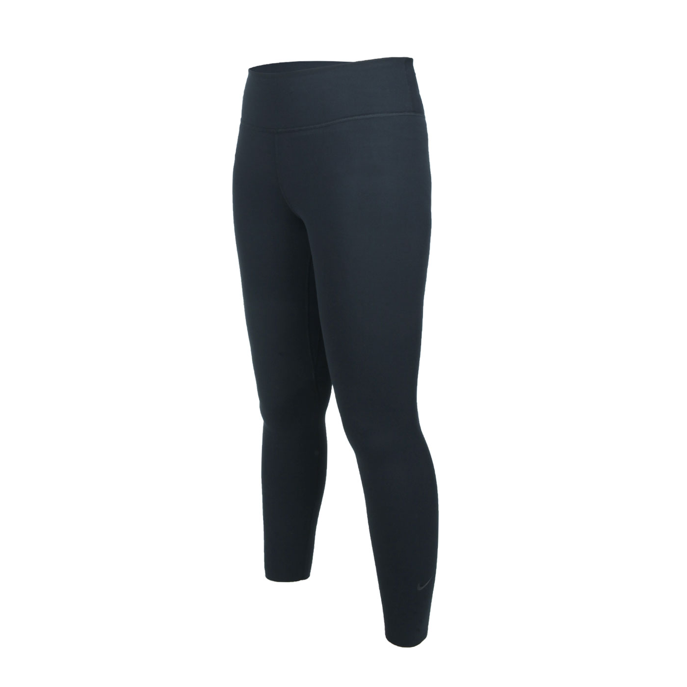 NIKE 女款緊身長褲 BQ9995-010 - 黑白