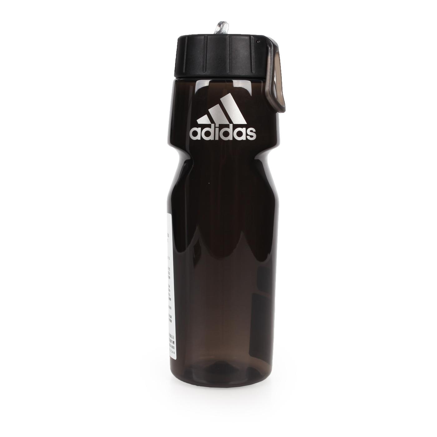 ADIDAS 運動水壺(750ml) BR6770 - 黑銀