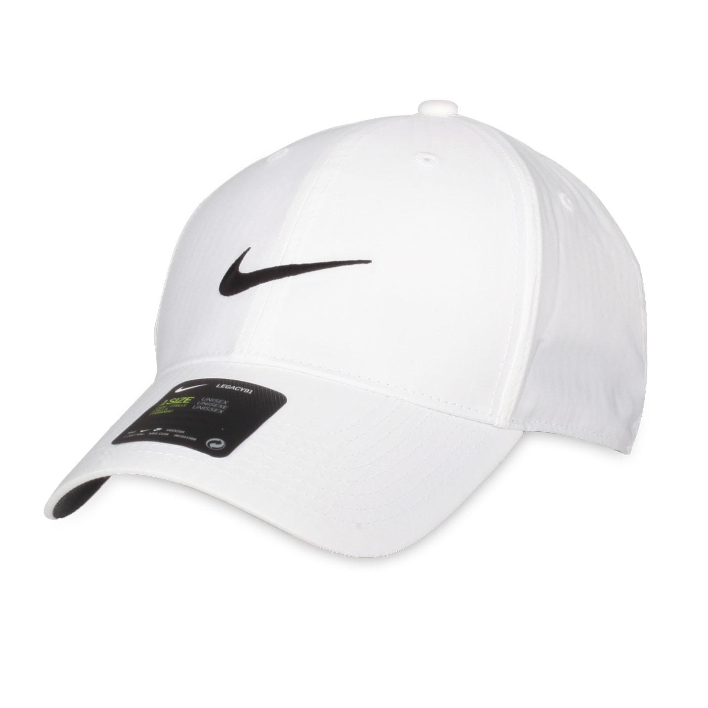 NIKE 高爾夫運動帽  GOLFBV1076-010 - 白黑