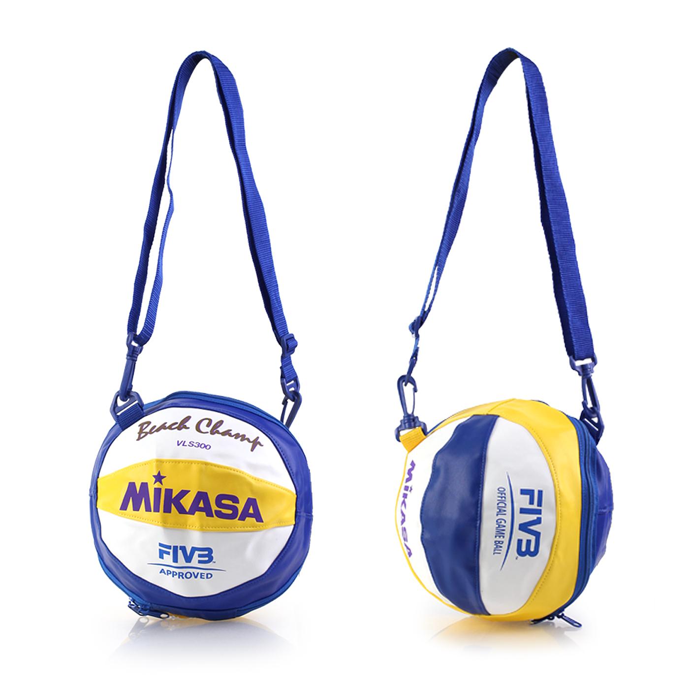 MIKASA 球袋(1入) BV1B - 黃藍白