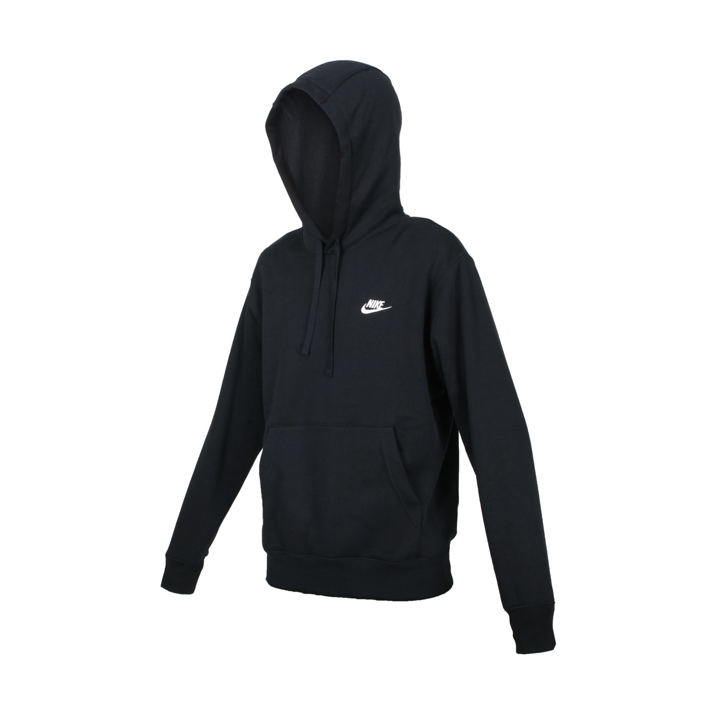 NIKE 男款長袖連帽T恤 BV2655-010 - 黑白