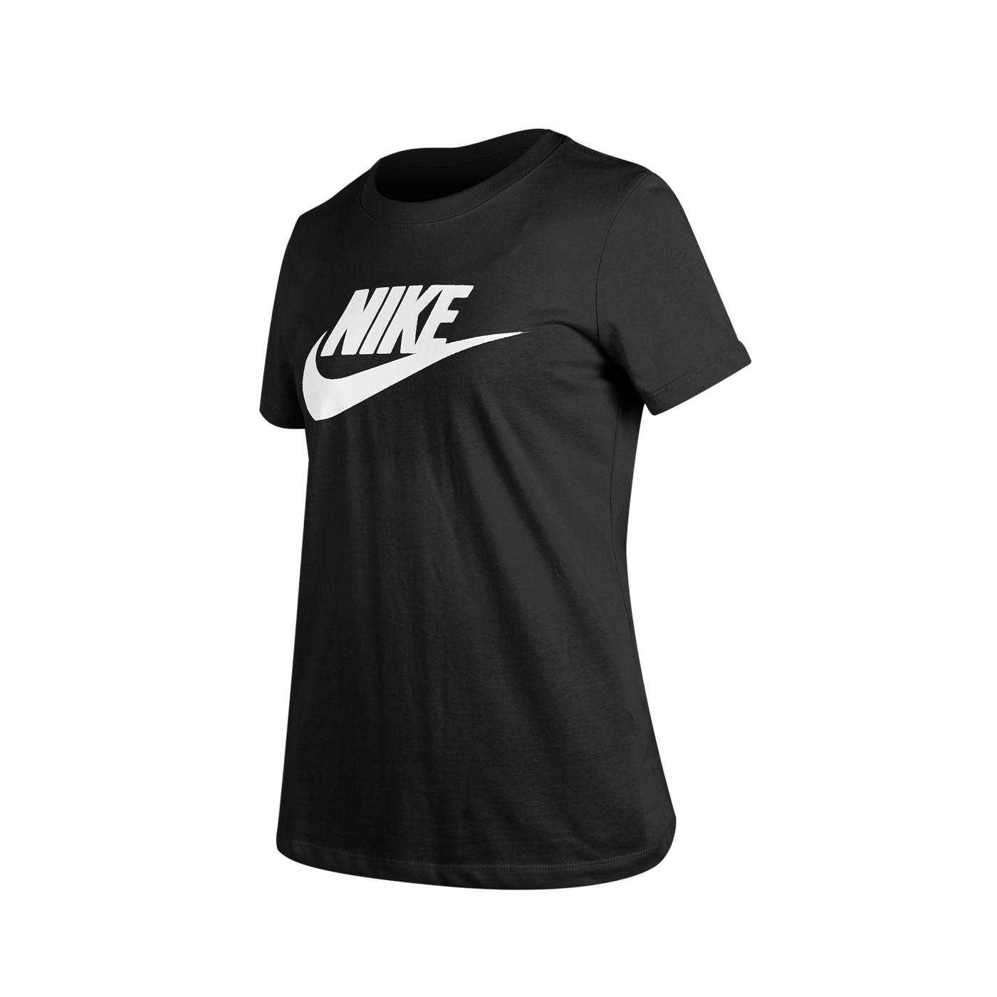 NIKE 女款短袖T恤 BV6170010 - 黑白