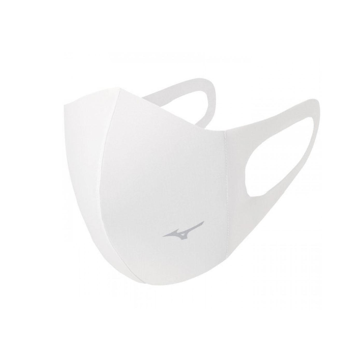 MIZUNO 運動口罩 C2JY013301 - 白銀