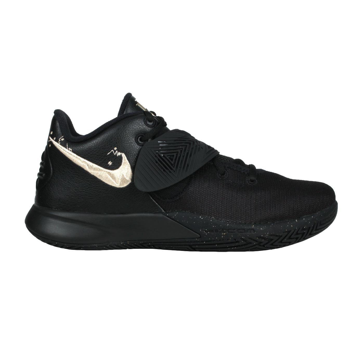 NIKE 男款籃球鞋  @KYRIE FLYTRAP III EP@CD0191008 - 黑金