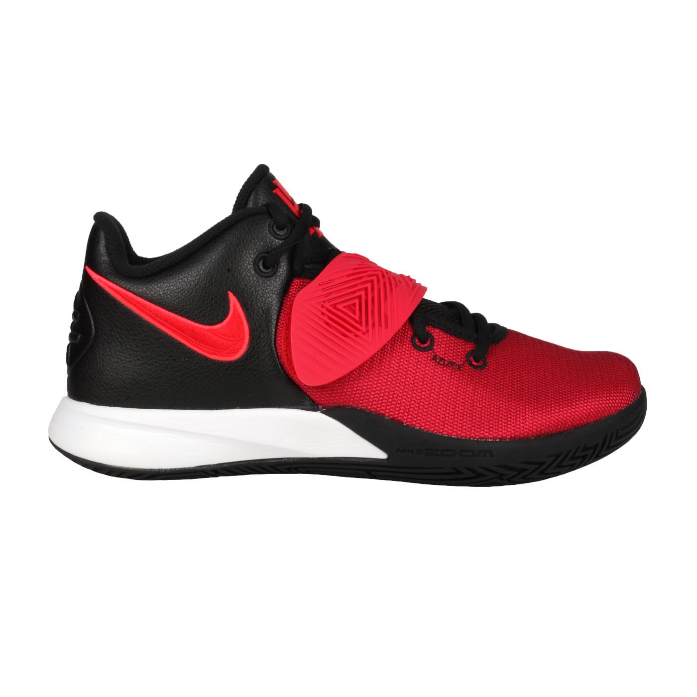 NIKE 男款籃球鞋  @KYRIE FLYTRAP III EP@CD0191008 - 黑紅
