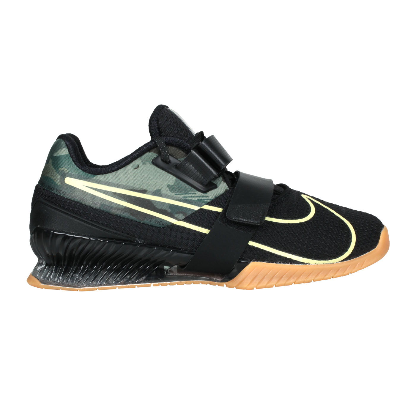 NIKE 舉重鞋  @ ROMALEOS 4@CD3463032 - 黑綠黃