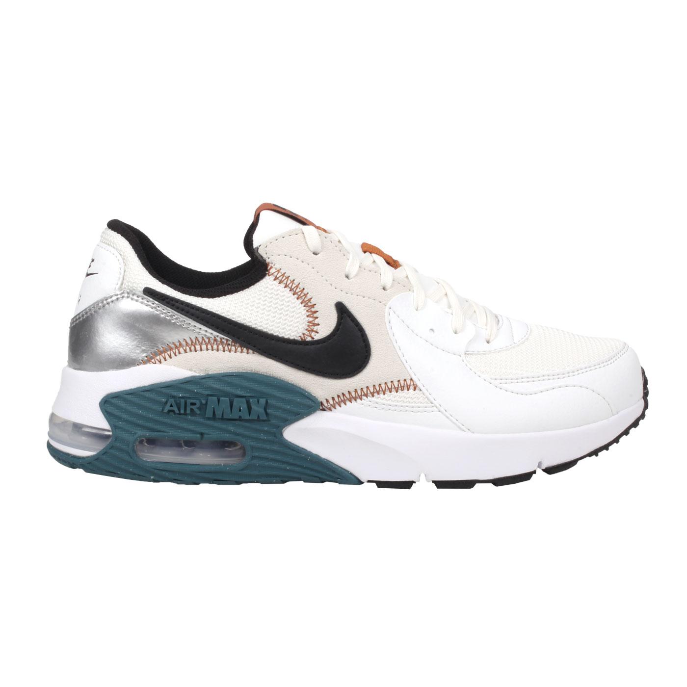 NIKE 男款休閒運動鞋  @AIR MAX EXCEE@CD4165107 - 白米黑墨藍