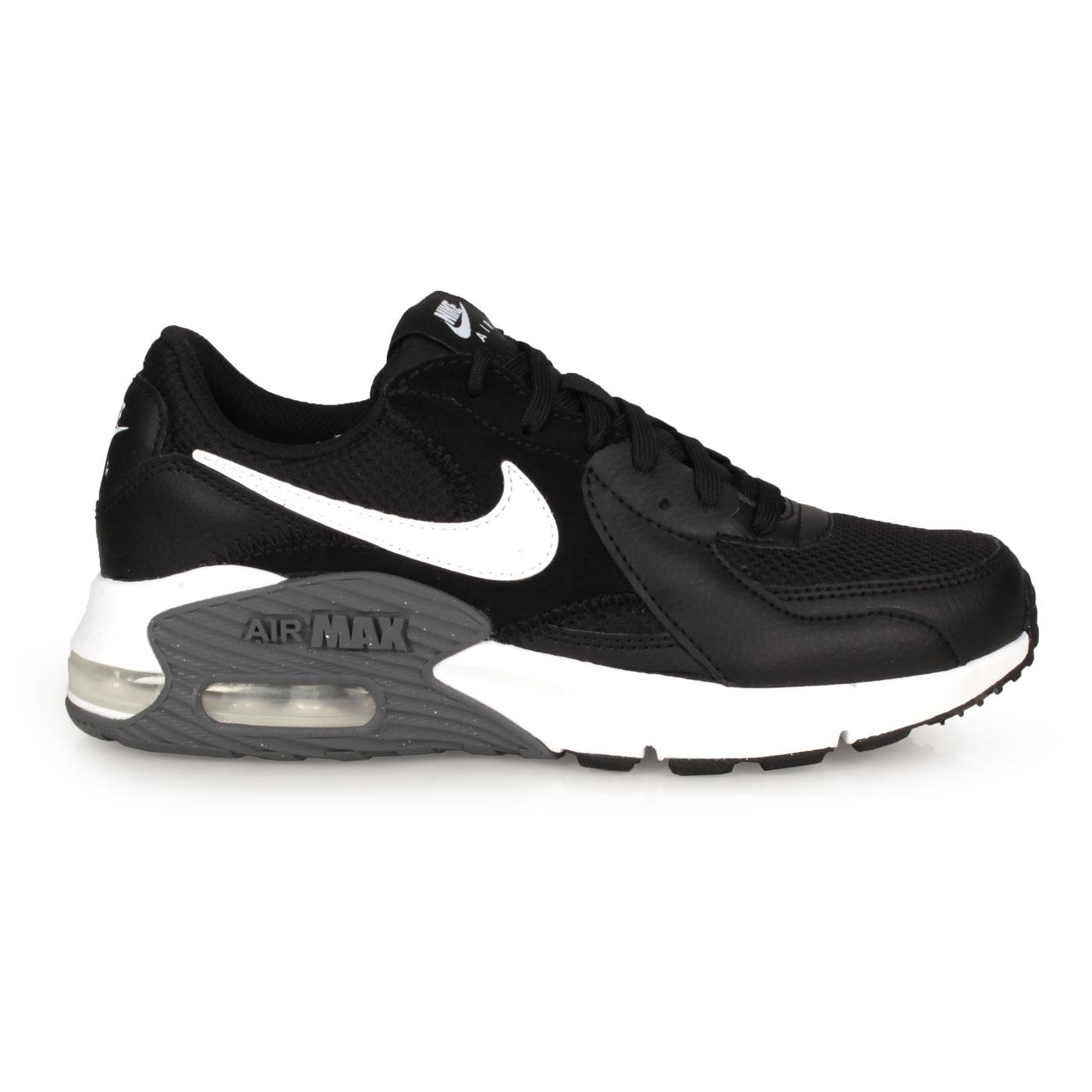 NIKE 女款休閒運動鞋  @WMNS AIR MAX EXCEE@CD5432003 - 黑白