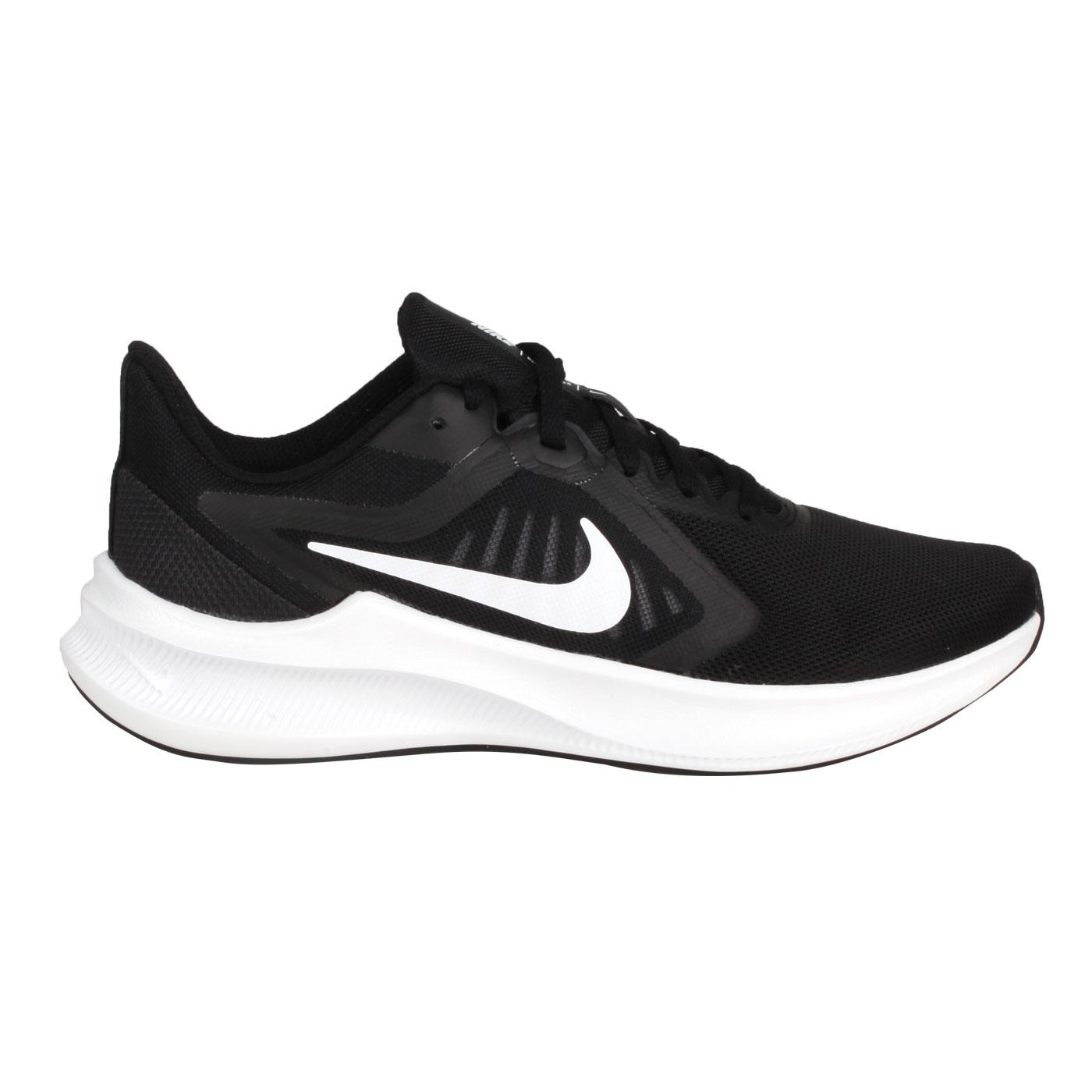 NIKE 女款慢跑鞋  @WMNS DOWNSHIFTER 10@CI9984001 - 黑白