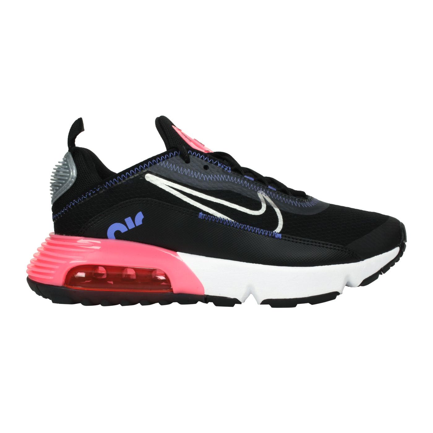 NIKE 大童運動休閒鞋  @AIR MAX 2090 (GS)@CJ4066011 - 黑紫粉紅