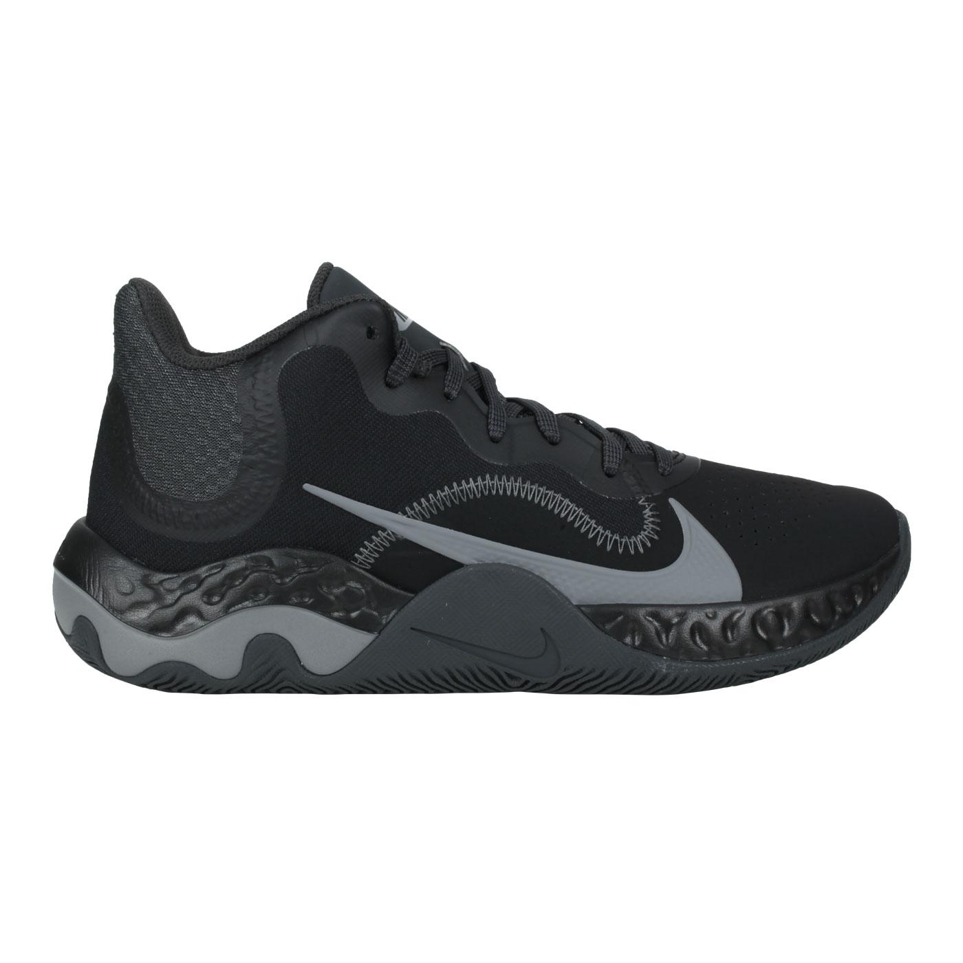 NIKE 男款籃球鞋  @RENEW ELEVATE NBK@CK2670001 - 黑灰