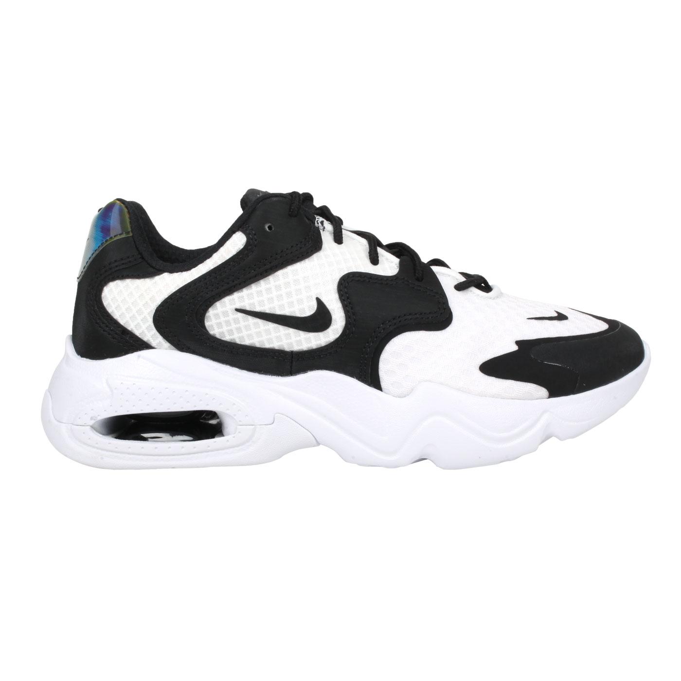 NIKE 女款休閒運動鞋  @WMNS AIR MAX 2X@CK2947100 - 白黑
