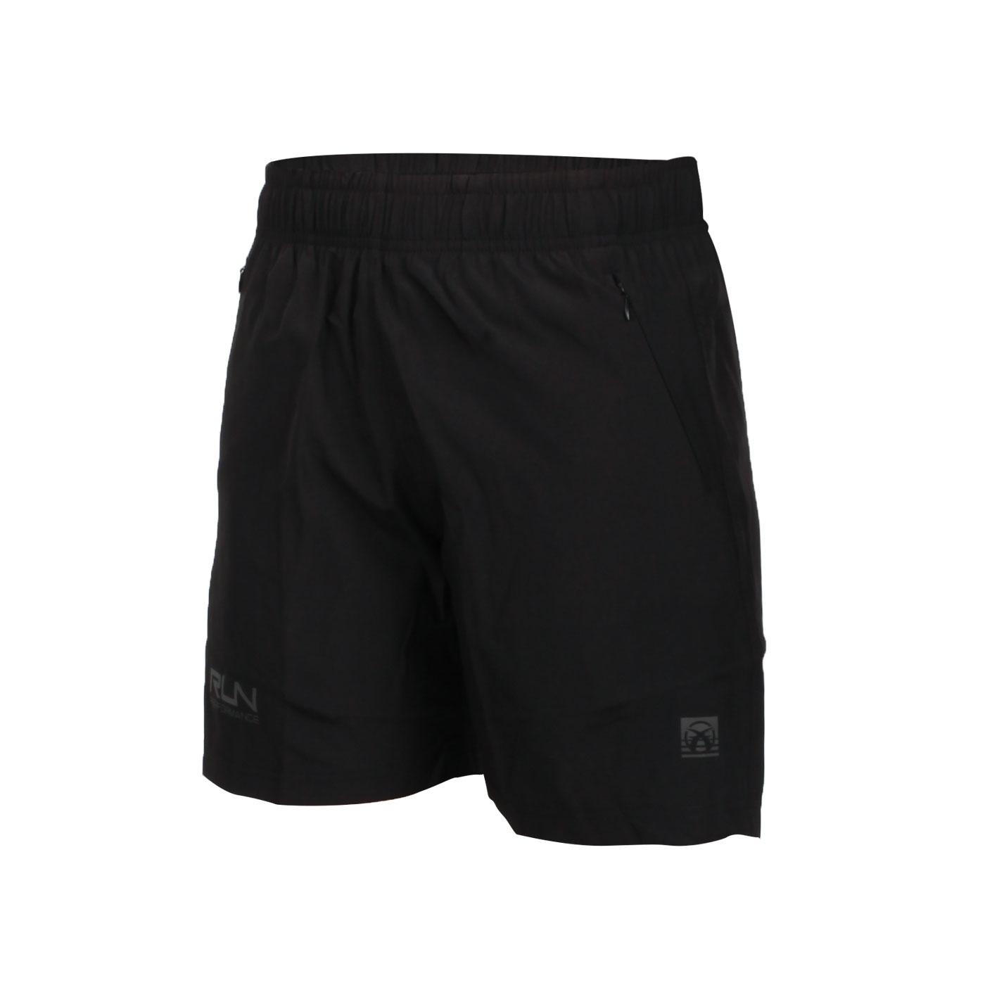 FIRESTAR 女款彈性平織短褲 CL025-10 - 黑