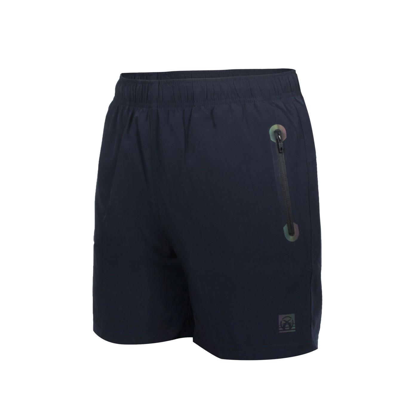 FIRESTAR 女款彈性平織短褲 CL123-93 - 丈青