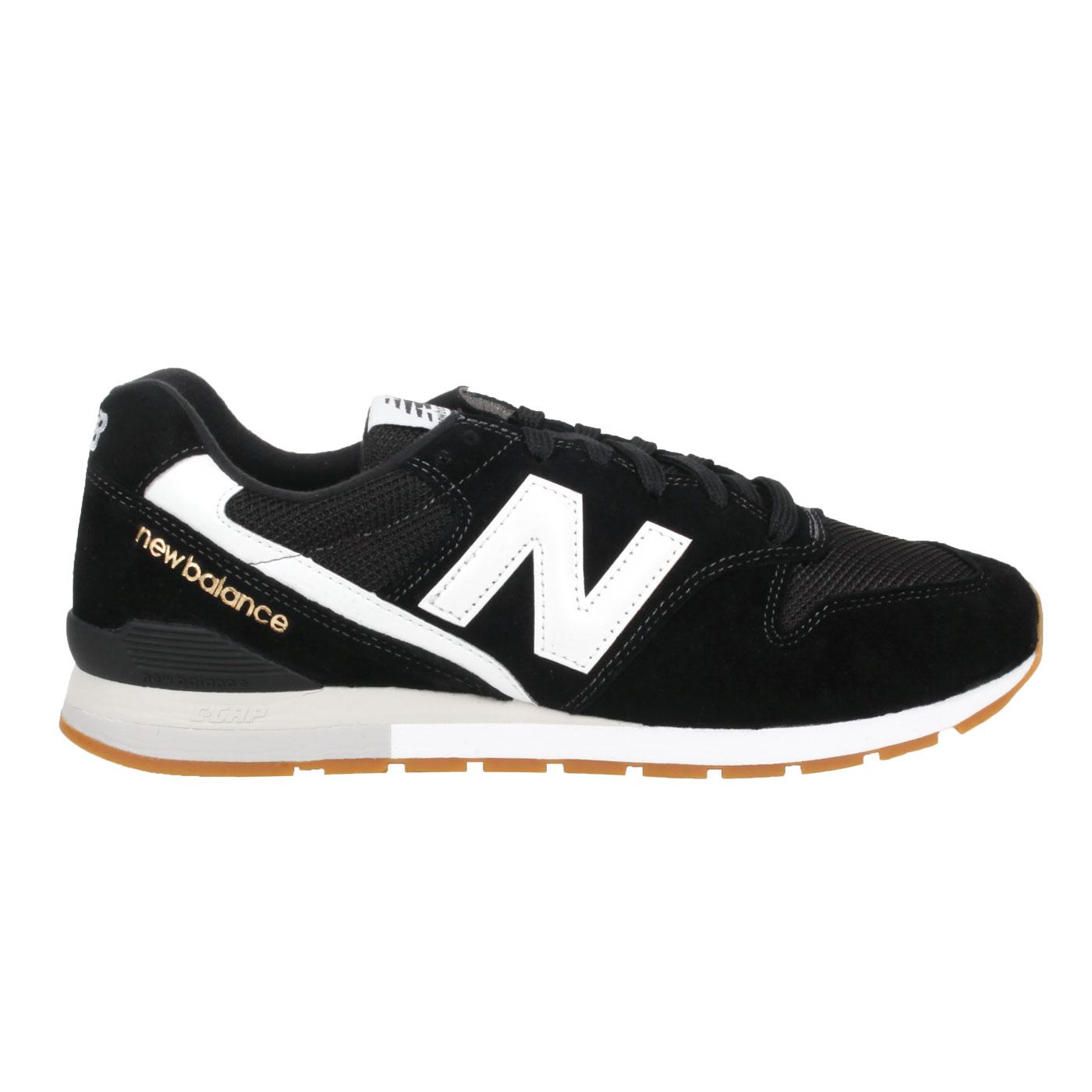 NEW BALANCE 男款休閒運動鞋 CM996CPG - 黑白