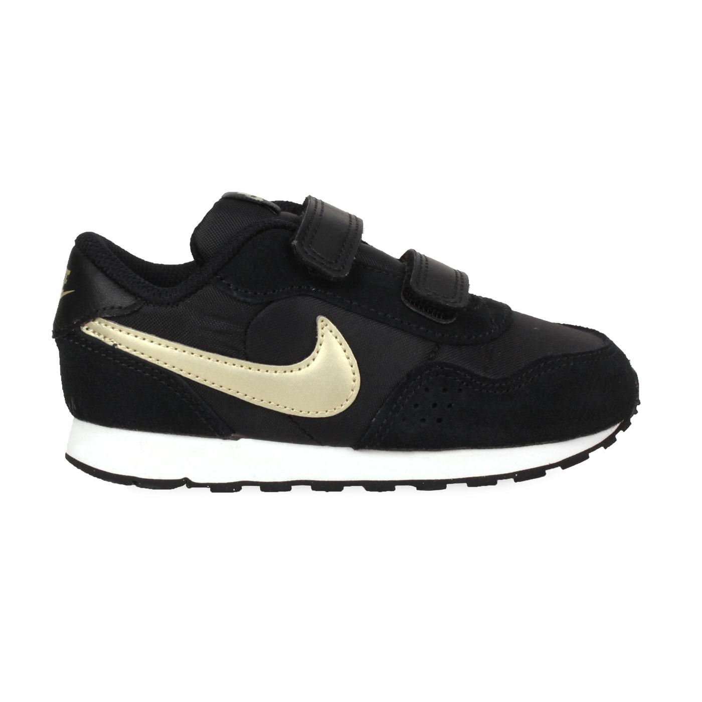 NIKE 小童運動慢跑鞋  @MD VALIANT (TDV)@CN8560009 - 黑香檳金