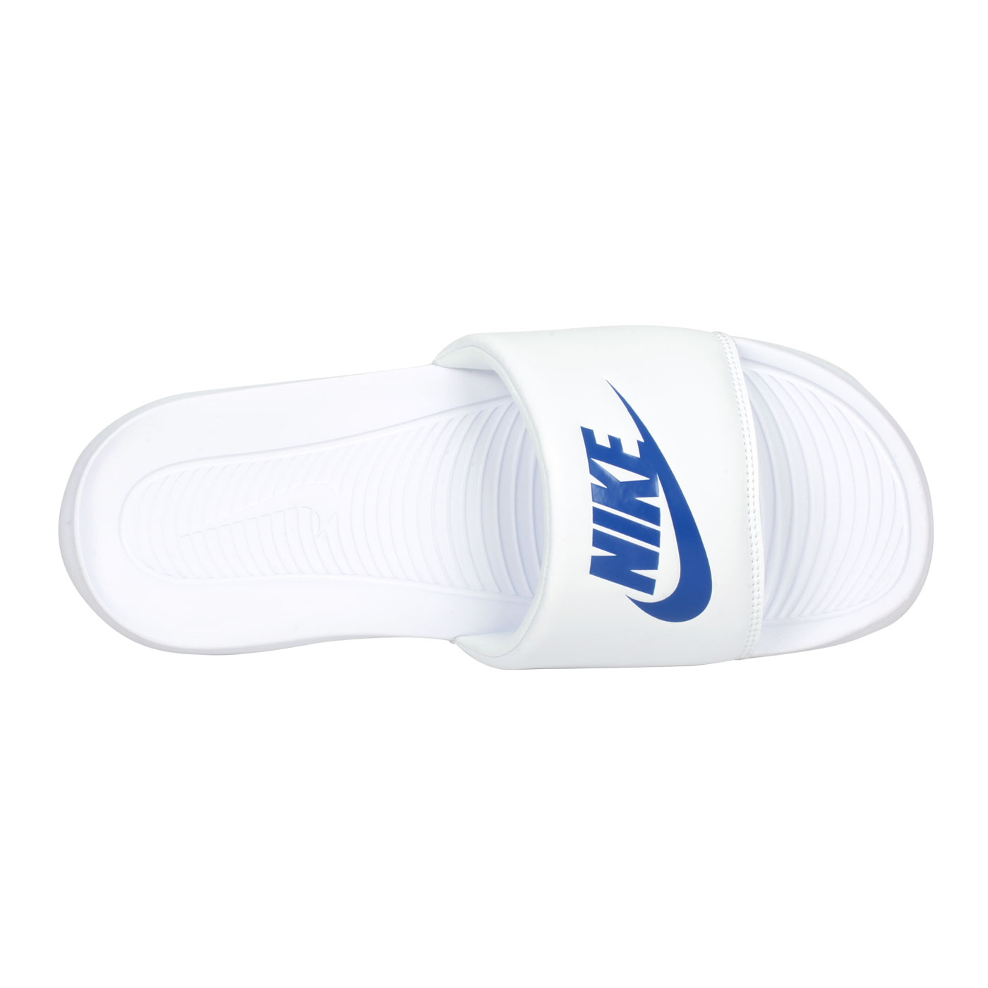 NIKE 運動拖鞋  @ VICTORI ONE SLIDE@CN9675102 - 白藍