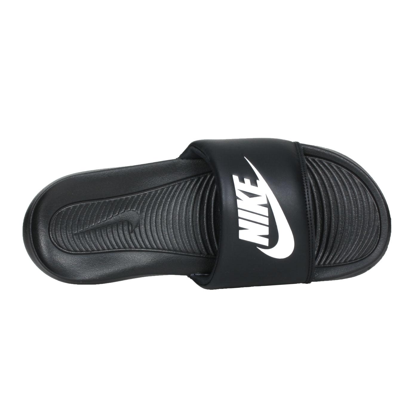 NIKE 女款運動拖鞋  @W  VICTORI ONE SLIDE@CN9677005 - 黑白