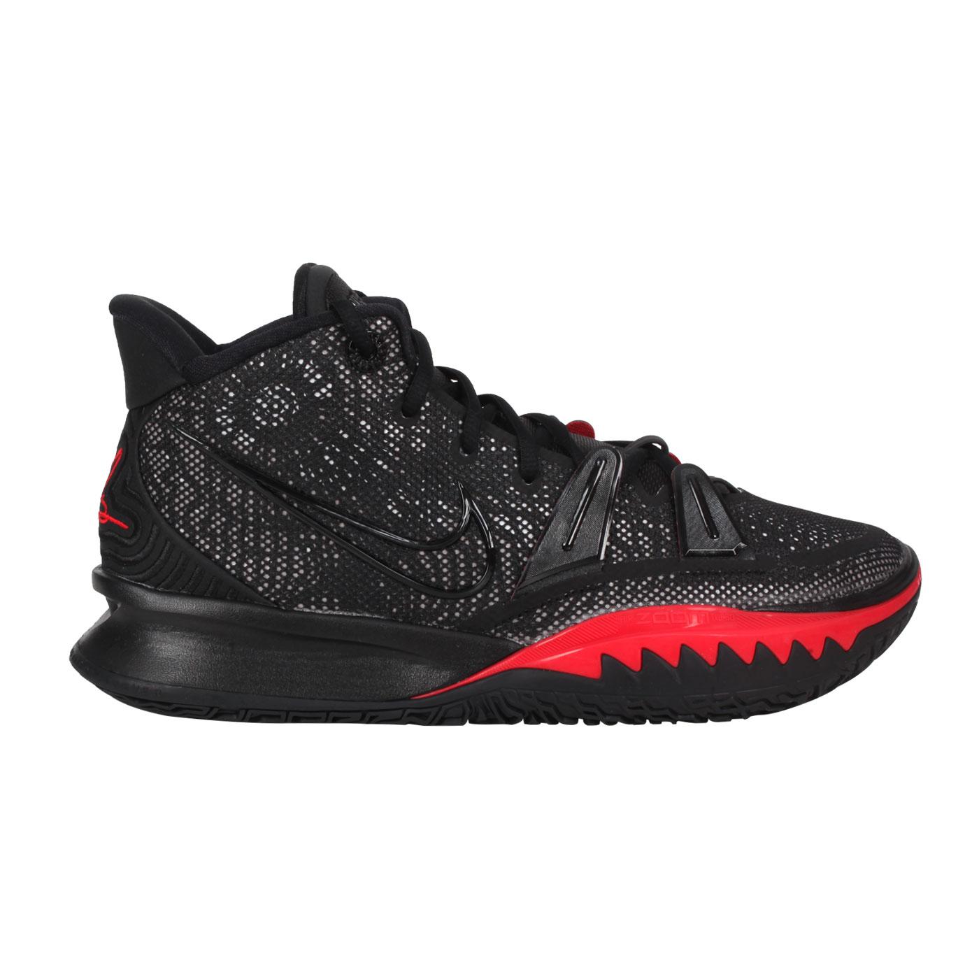 NIKE 男款籃球鞋  @KYRIE 7 EP@CQ9327001 - 黑紅