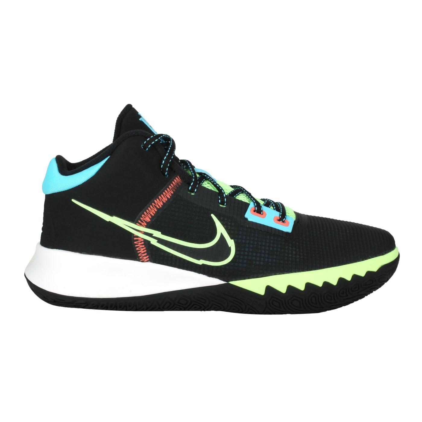 NIKE 男款籃球鞋  @KYRIE FLYTRAP IV EP@CT1973003 - 黑綠藍