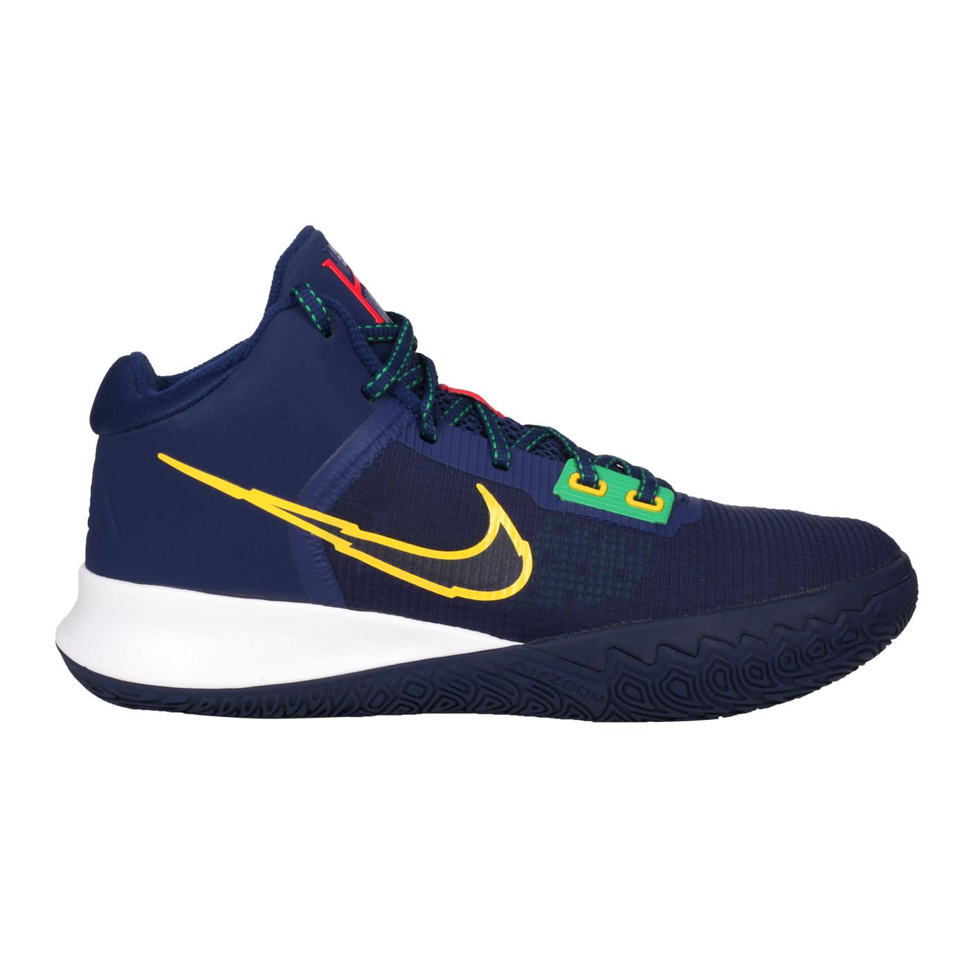 NIKE 男款籃球鞋  @KYRIE FLYTRAP IV EP@CT1973400 - 藍黃綠