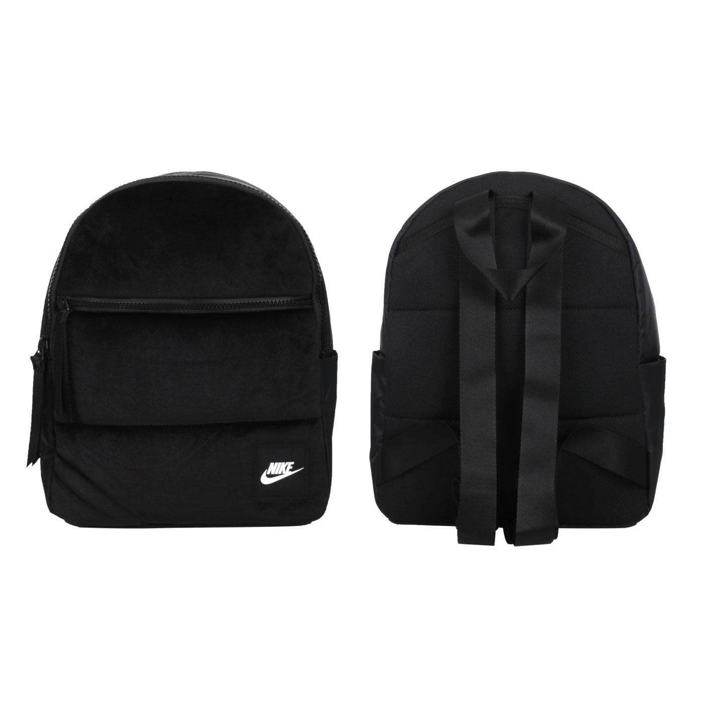 NIKE 小型後背包 CU2574-010 - 黑白
