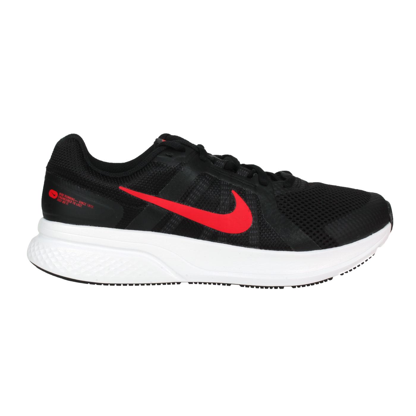 NIKE 男款休閒運動鞋  @RUN SWIFT 2@CU3517003 - 黑紅