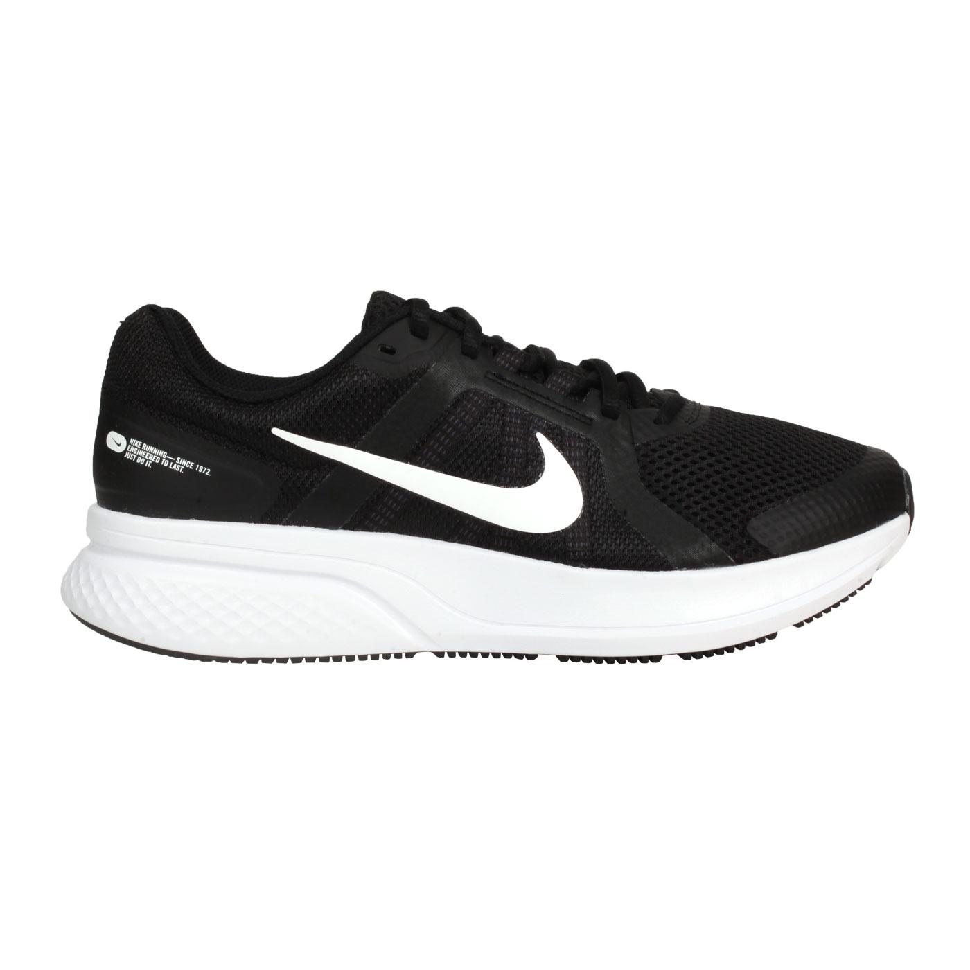 NIKE 男款慢跑鞋  @RUN SWIFT 2@CU3517004 - 黑白