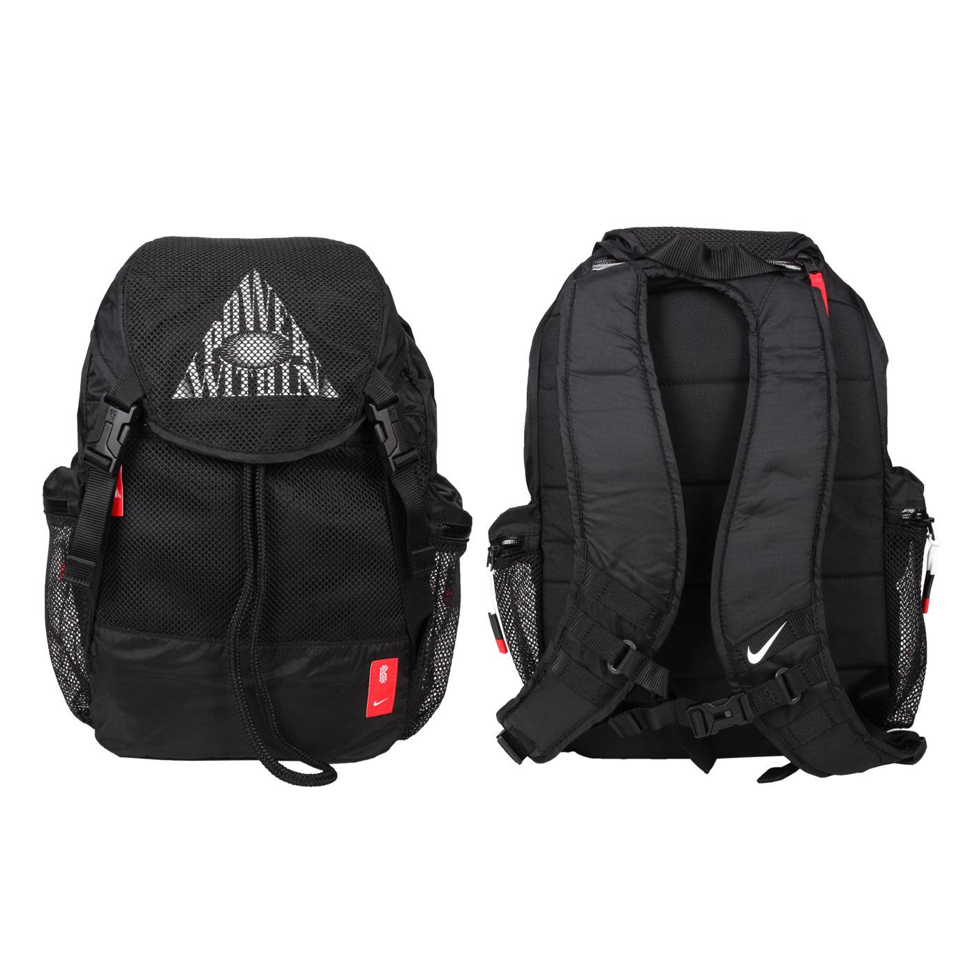 NIKE 大型後背包 CU3939-010 - 黑白