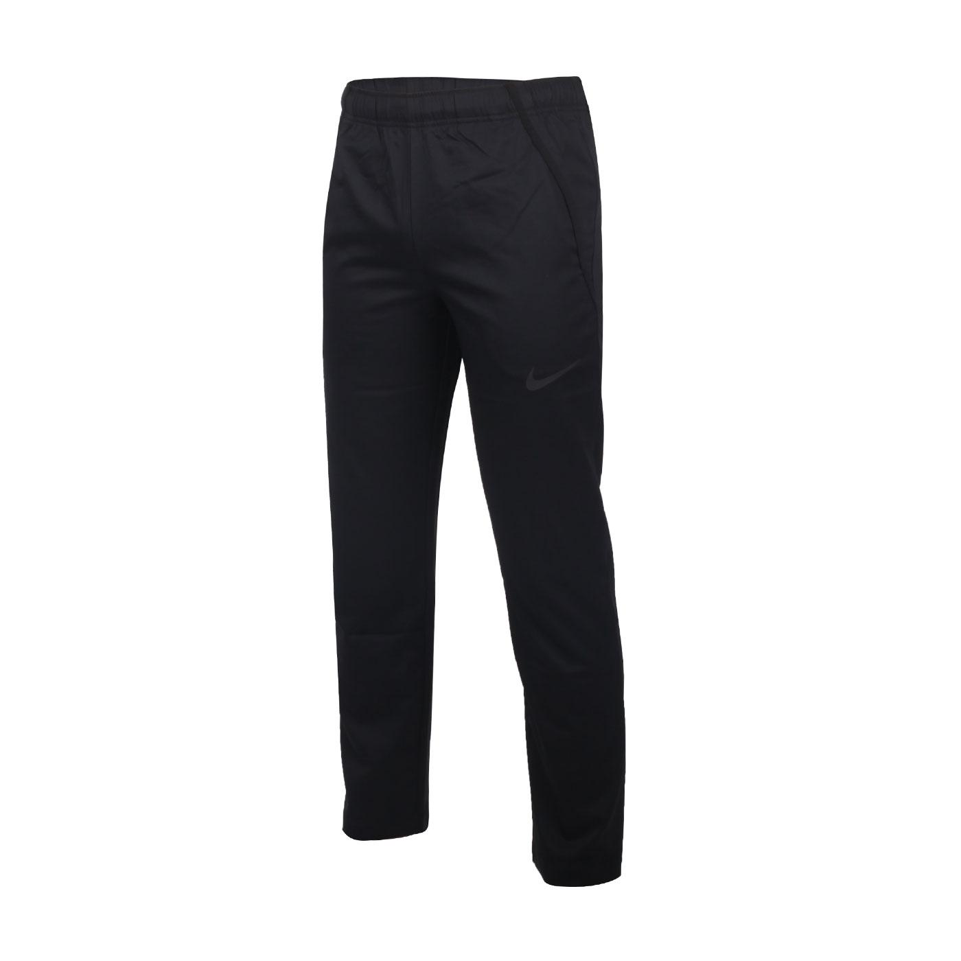 NIKE 男款梭織訓練長褲 CU4958-010 - 黑