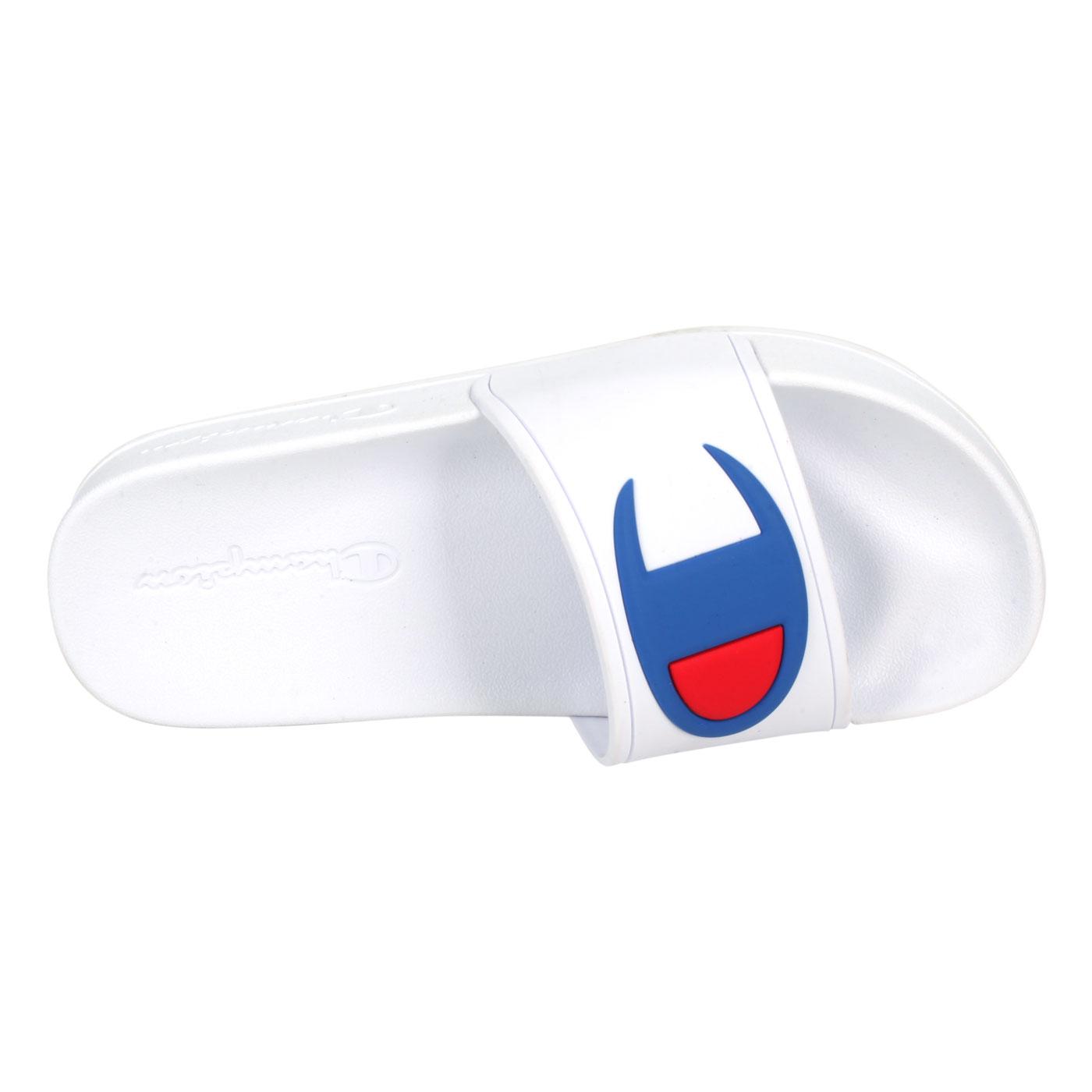 Champion 運動拖鞋 CUSLS-1019-00 - 白藍紅