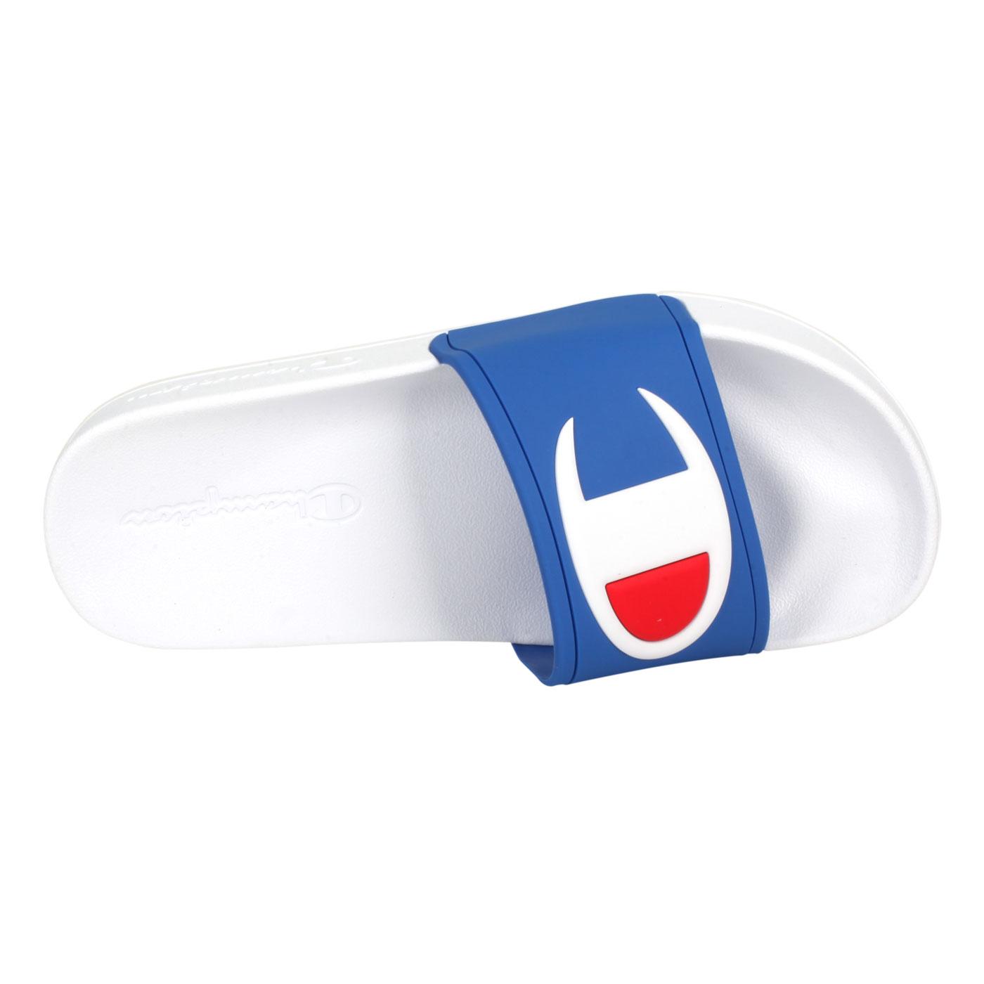Champion 運動拖鞋 CUSLS-1019-06 - 白藍紅