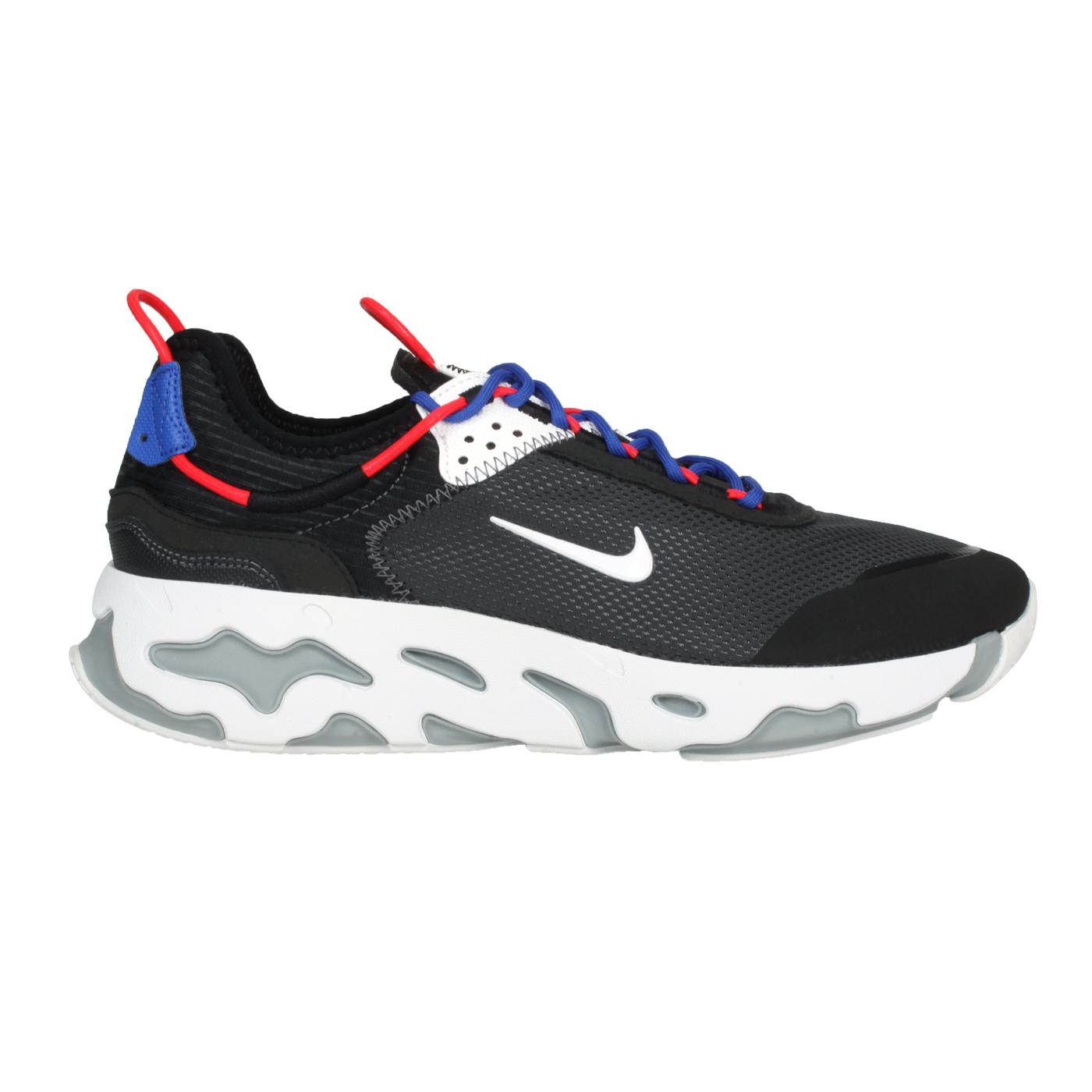 NIKE 男款休閒運動鞋  @REACT LIVE@CV1772001 - 黑白紅藍