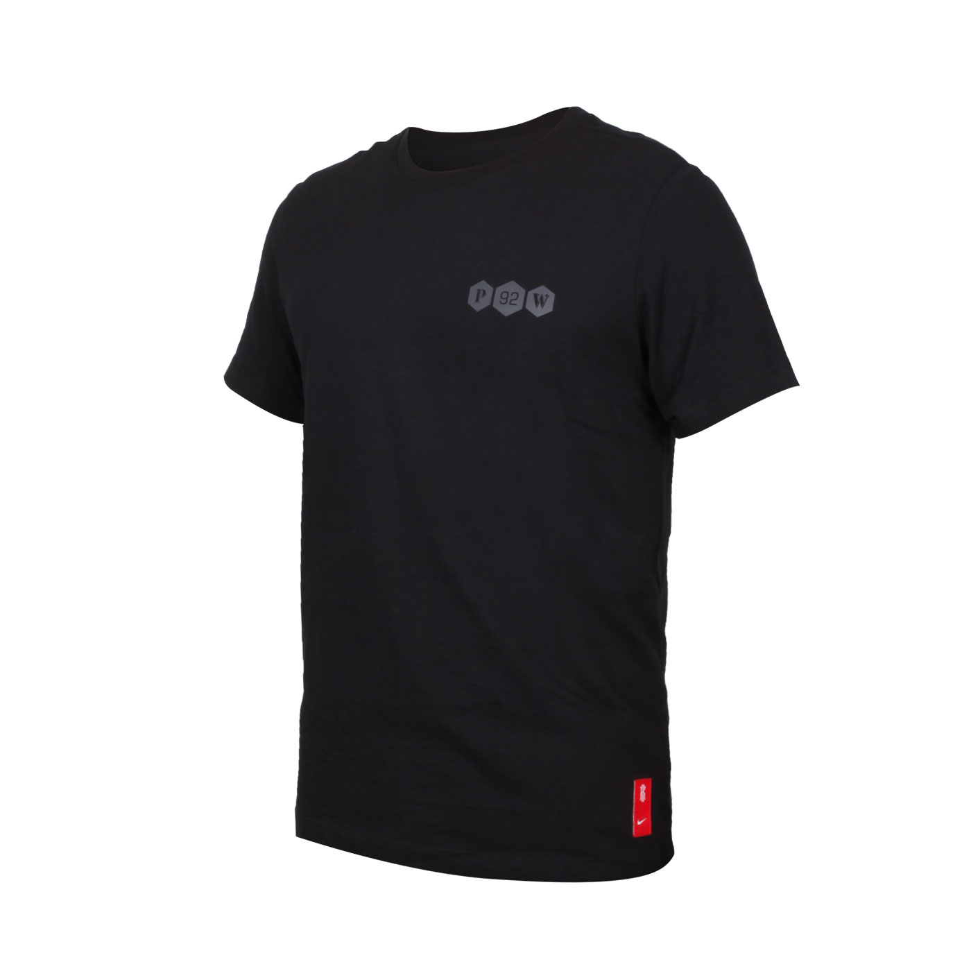 NIKE 男款短袖T恤 CV2061-010 - 黑灰