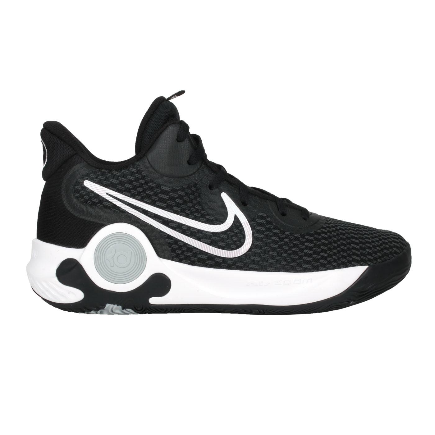 NIKE 男款籃球鞋  @KD TREY 5 IX EP@CW3402002 - 黑白