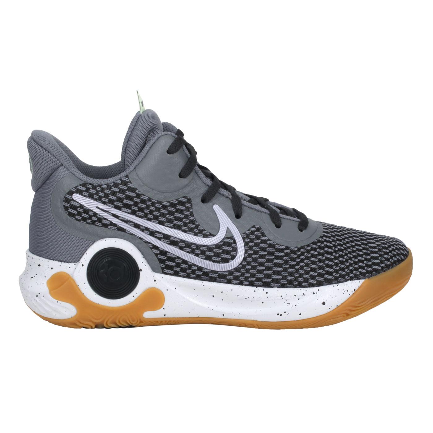 NIKE 男款籃球鞋@KD TREY 5 IX EP@ CW3402003 - 灰黑