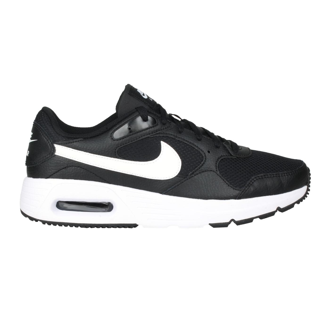 NIKE 男款休閒運動鞋  @ AIR MAX SC@CW4555002 - 黑白