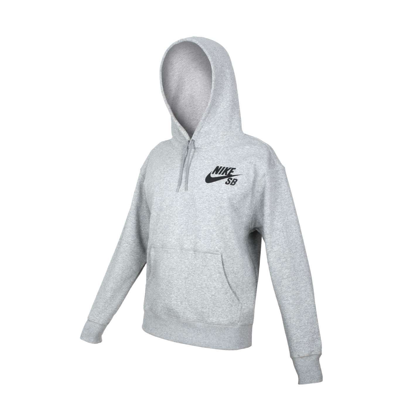 NIKE 男款長袖連帽T恤 CW7065-063 - 灰黑