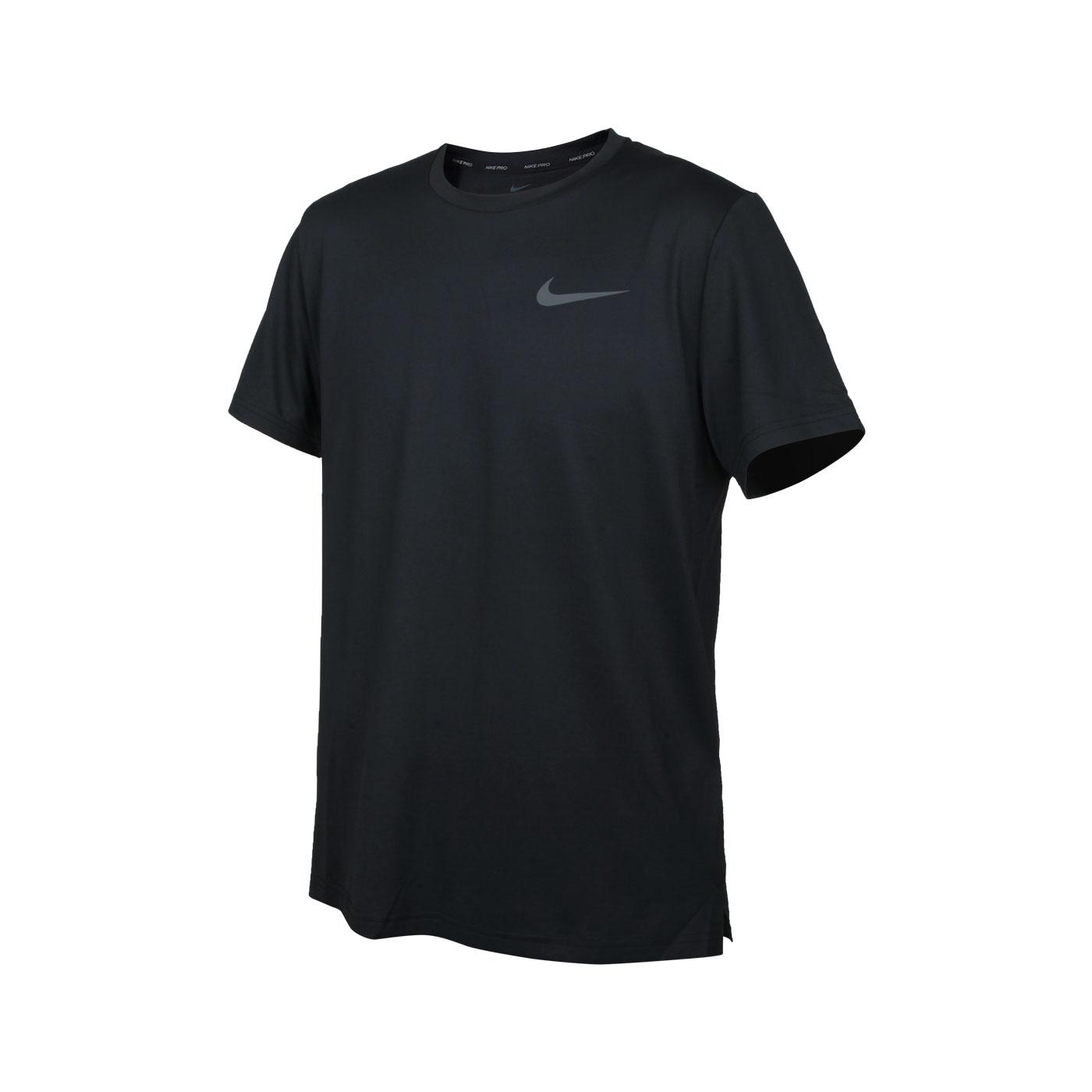NIKE 男款短袖T恤 CZ1182-011 - 黑灰