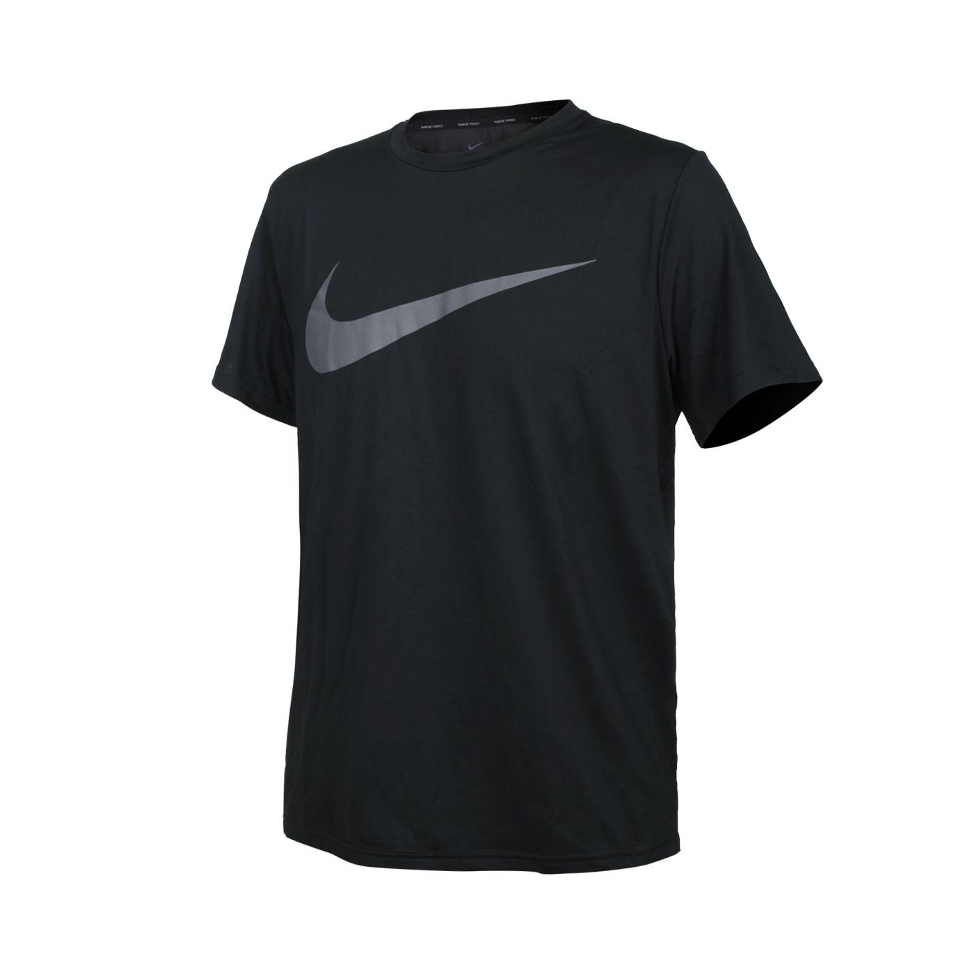 NIKE 男款短袖T恤 CZ2418-010 - 黑灰