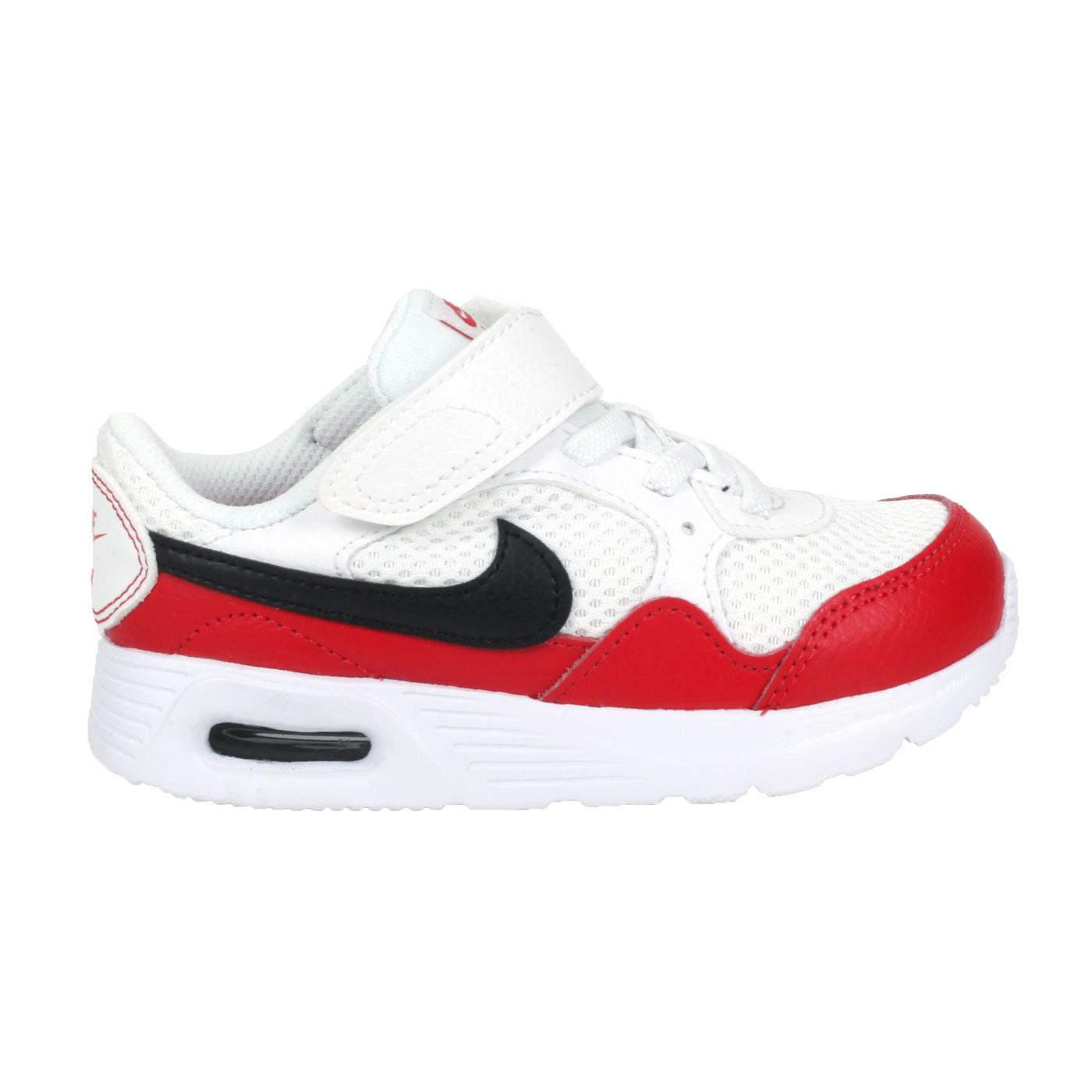 NIKE 小童休閒鞋  @AIR MAX SC(TDV)@CZ5361106 - 白紅黑