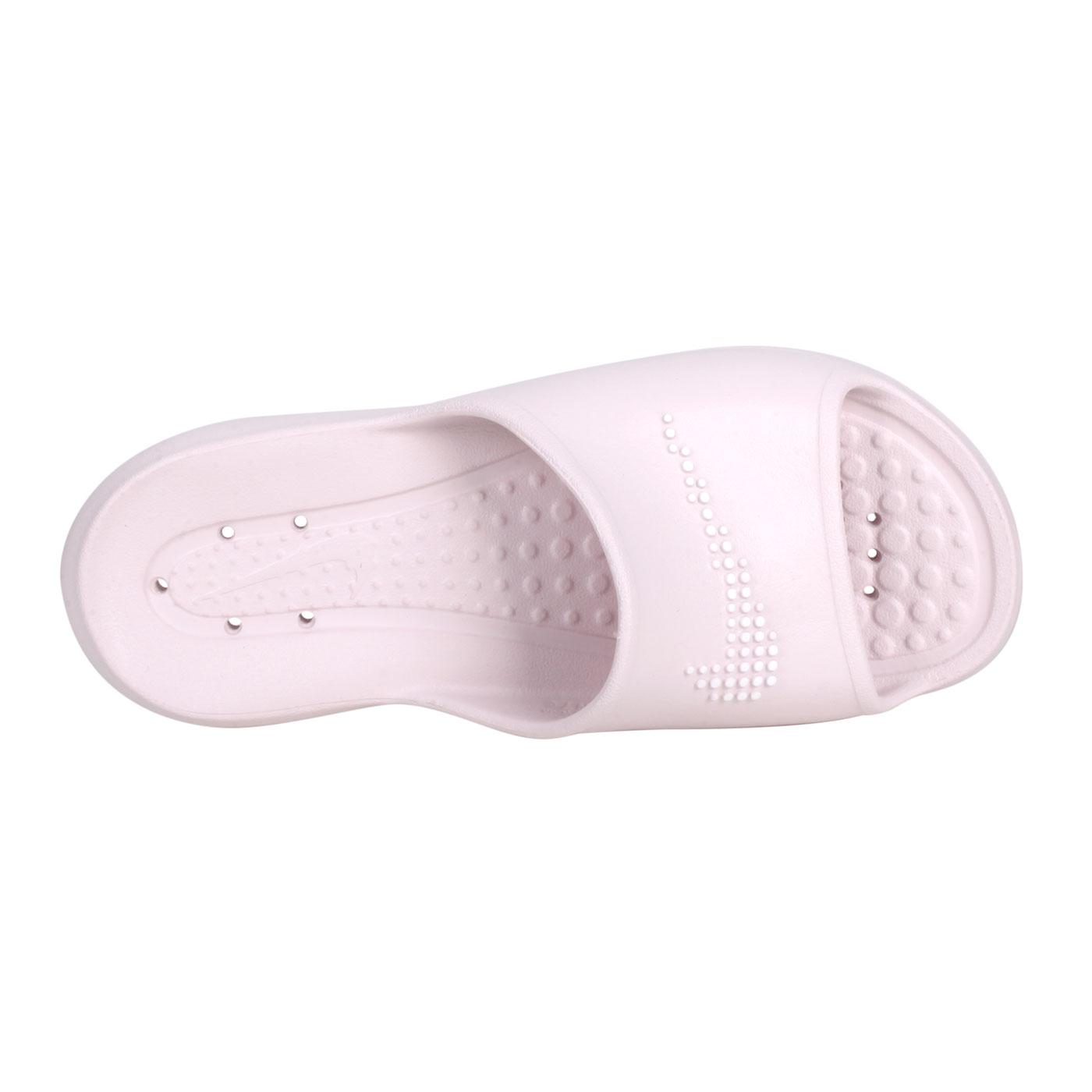 NIKE 女款休閒拖鞋  @W VICTORI  ONE SHWER SLIDE@CZ7836-600 - 粉紅白