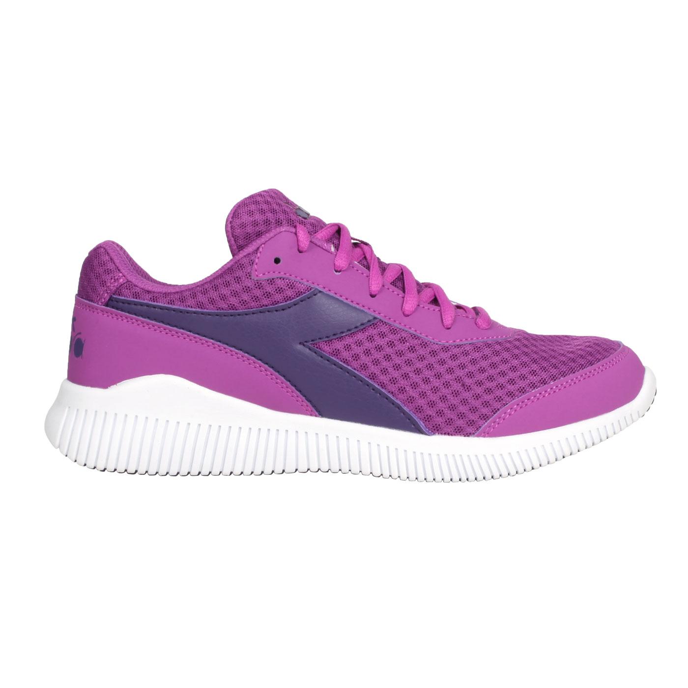 DIADORA 女款進口慢跑鞋 DA175622-C8906 - 紫