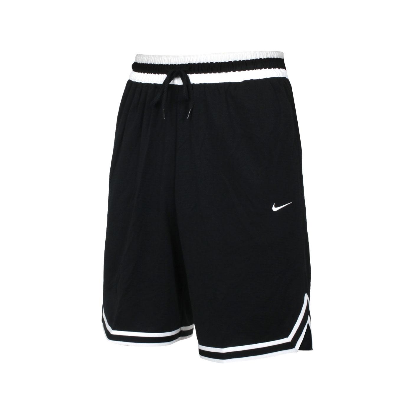 NIKE 男款籃球運動短褲 DA5845-010 - 黑白