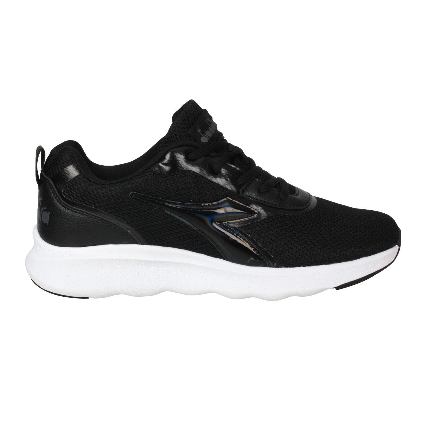 DIADORA 男段運動鞋 DA71185 - 黑