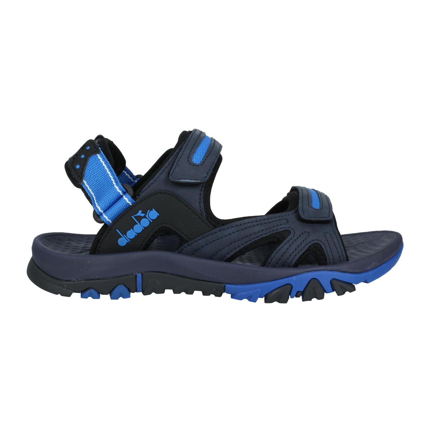 DIADORA 男款運動涼鞋 DA71202 - 丈青藍白