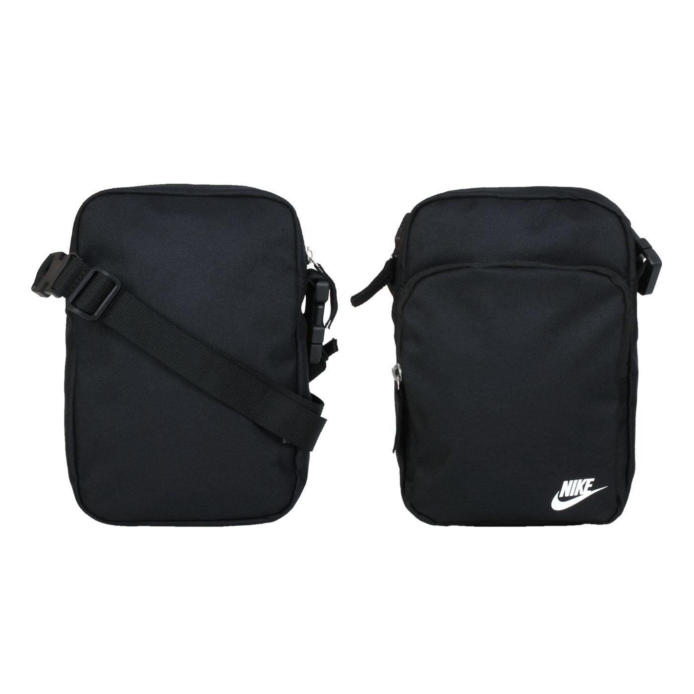 NIKE 小型斜背包 DB0456-010 - 黑白