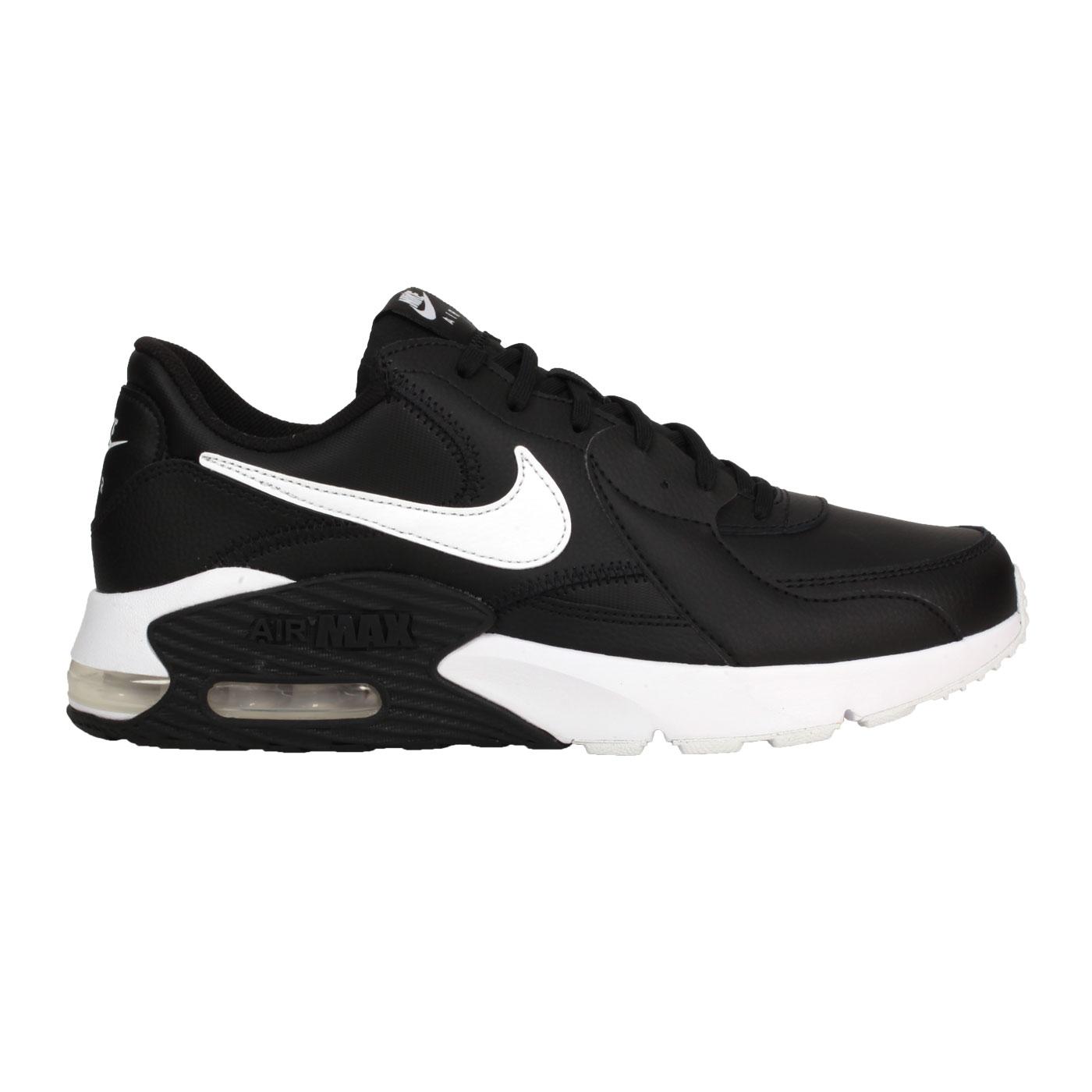 NIKE 男款休閒運動鞋  @ AIR MAX EXCEE LEATHER@DB2839002 - 黑白
