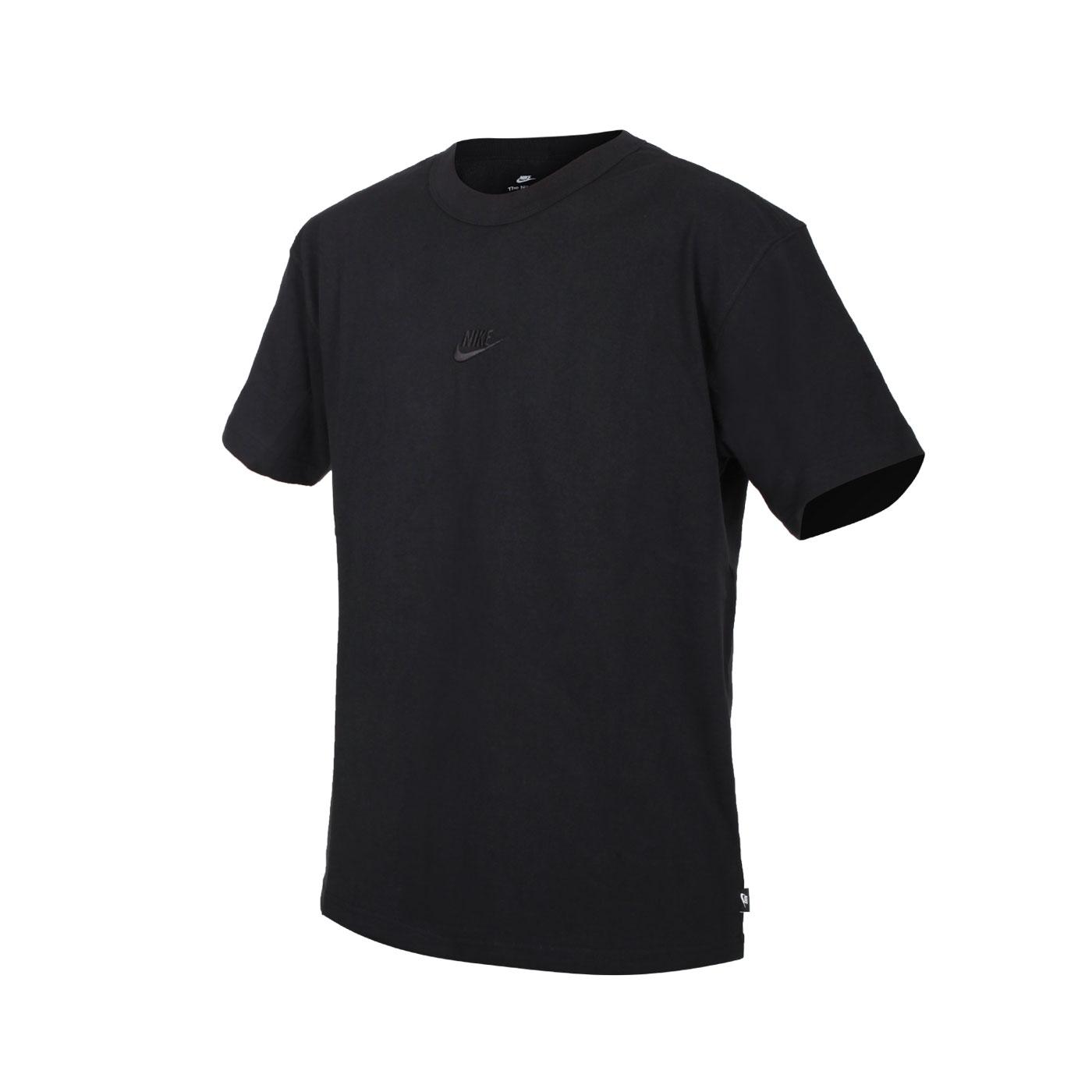 NIKE 男款短袖T恤 DB3194-010 - 黑